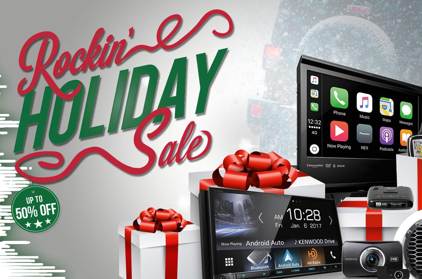 Rocking Holiday Sale